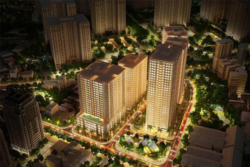 """Tâm lý """"thích ở gần hồ Gươm"""" đẩy chung cư phía Đông Nam tăng giá"""